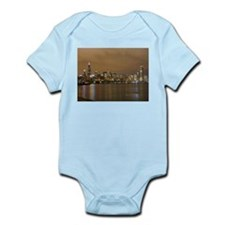 Chicago Skyline Body Suit