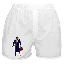 Woman Judge Boxer Shorts