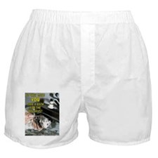 Bath For The Holidays - Boxer Shorts