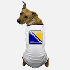 Flag of Bosnia and Herzegovina Dog T-Shirt