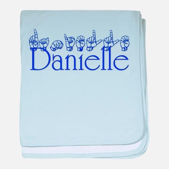 Danielle baby blanket