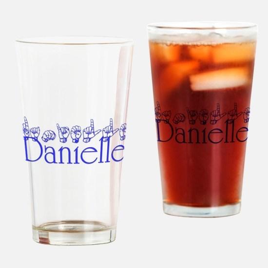 Danielle Drinking Glass