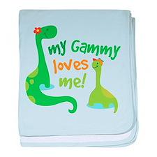 Mimi's Little Sweetie baby blanket