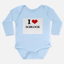 I Love Schlock Body Suit