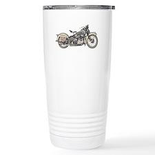 Motorcycle Travel Mug