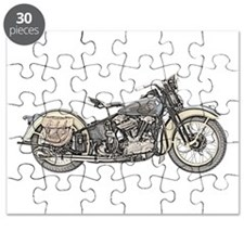 Motorcycle Puzzle