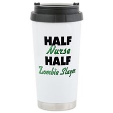 Cute Nurse online training Travel Mug