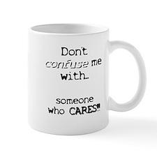 Someone who cares Small Mug