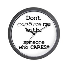Someone who cares Wall Clock