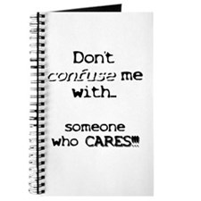 Someone who cares Journal