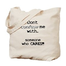 Someone who cares Tote Bag