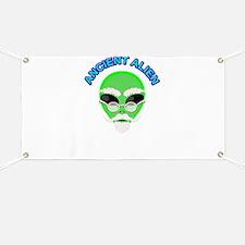 An Ancient Alien Banner