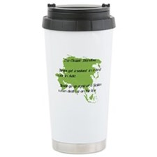 Funny Dread Travel Mug