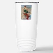 Lobster Serenade Travel Mug