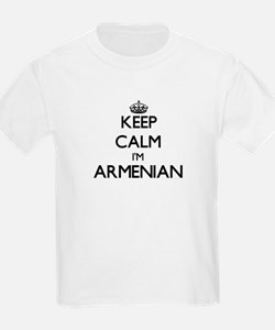 Keep Calm I'm Armenian T-Shirt