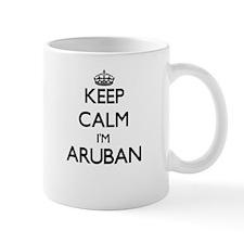 Keep Calm I'm Aruban Mugs