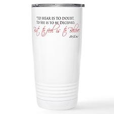 Unique Parker Travel Mug