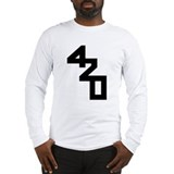 420 dinghy Long Sleeve T-shirts