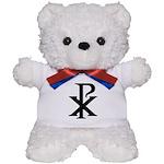Chi Rho Teddy Bear