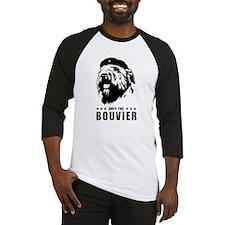 Unique Bouvier des flandres Baseball Jersey
