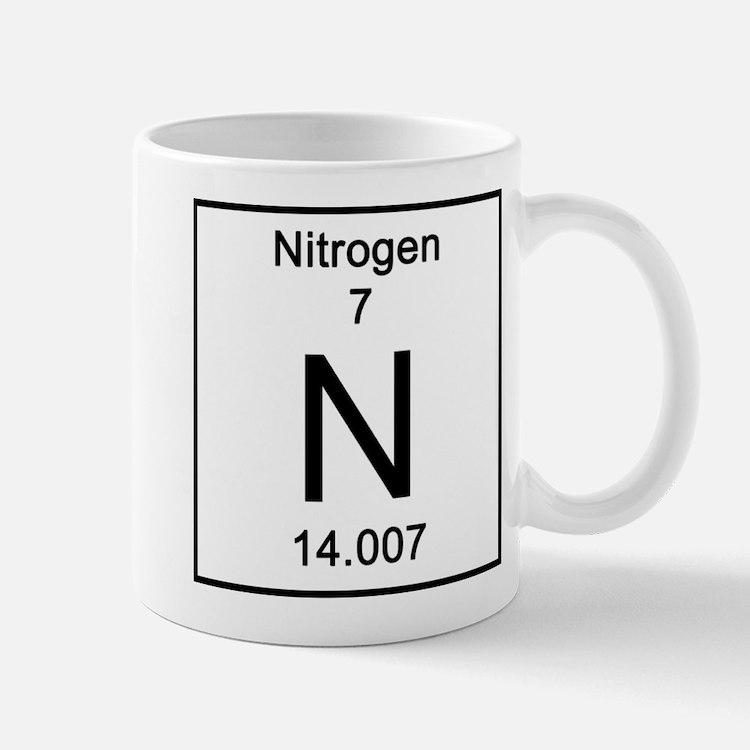 Nitrogen Element Gifts Amp Merchandise