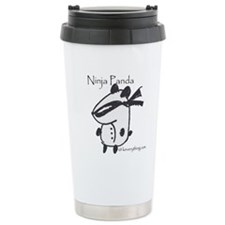 Cute Ninjas Travel Mug