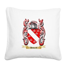 Howard Square Canvas Pillow