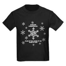 Trek Enterprise Art Snowflake Ma T