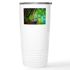 Quanna Running Along Ri Travel Mug