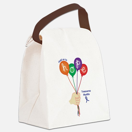 Hope.png Canvas Lunch Bag
