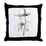 Pawnee Sheriff Throw Pillow