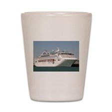 Dawn Princess Cruise Ship Shot Glass