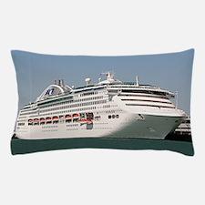 Dawn Princess Cruise Ship Pillow Case
