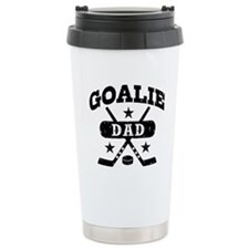 Unique Goalie Travel Mug