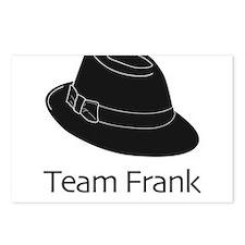 Team Frank Postcards (Package of 8)