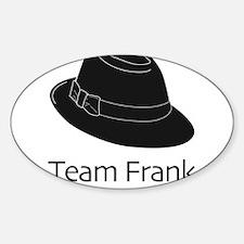 Team Frank Decal