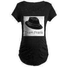 Team Frank Maternity T-Shirt