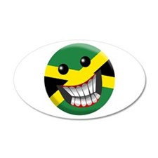 jamaican.png Wall Decal