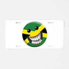 jamaican.png Aluminum License Plate