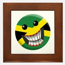 jamaican.png Framed Tile