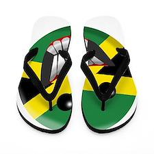 jamaican.png Flip Flops