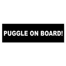 PUGGLE ON BOARD