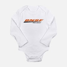 Unique Transportation Long Sleeve Infant Bodysuit