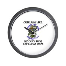 fisher Wall Clock