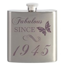 1945 Fabulous Birthday Flask