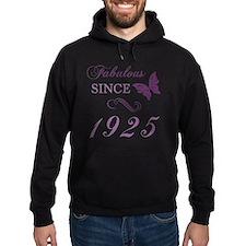 1925 Fabulous Birthday Hoodie