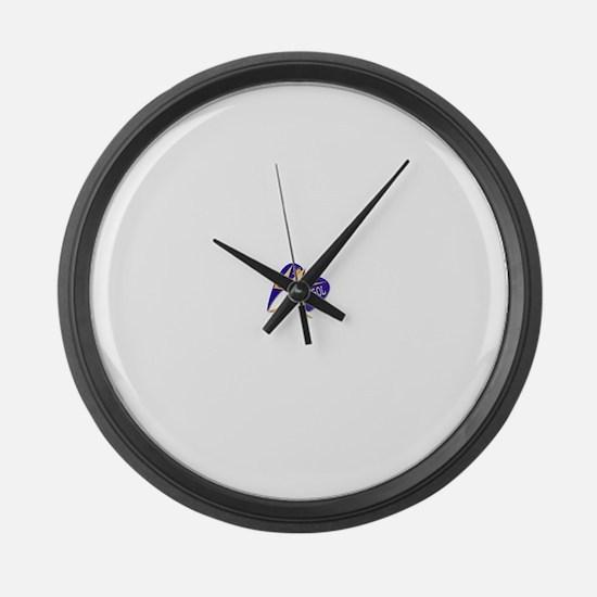 Rpg character Large Wall Clock