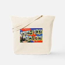 Winston-Salem North Carolina Tote Bag