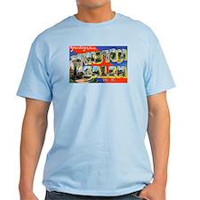 Winston-Salem North Carolina T-Shirt