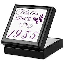 1935 Fabulous Birthday Keepsake Box